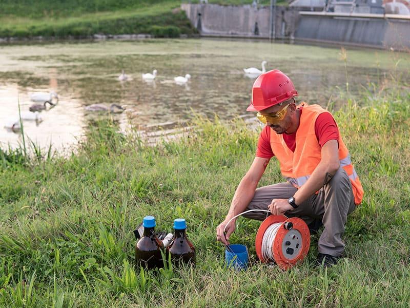 Studi idrogeologici e prove di pompaggio